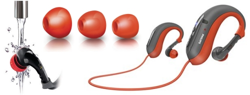 Auriculares Bluetooth Philips ActionFit SHB6017