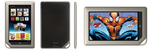 Barnes and Noble Nook Tablet