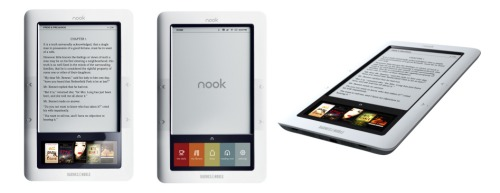 Barnes and Noble Nook