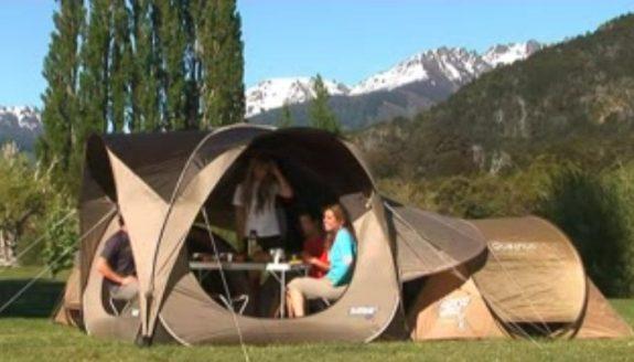 Base Seconds de Quechua, la sala de estar