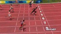 Beijing 2008 100 metros