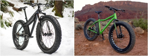 Bicicletas fat bike