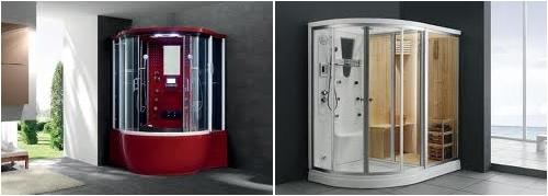 Cabina de ducha con sauna gu as pr cticas com - Cabina ducha rectangular ...