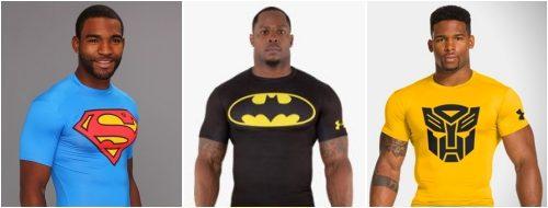 Inyección Bastante lapso  Camisetas de compresión Under Armour Alter Ego | Guías Prácticas.COM