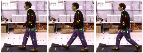 Captura de movimiento - Motion Tracking