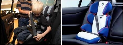 Cintur n de seguridad y sillas de coche gu as pr cticas com for Sillas seguridad coche