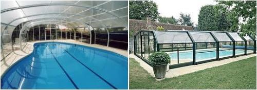 Cubiertas altas para piscinas gu as pr cticas com - Piscinas altas ...