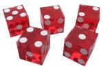 Dados de casino