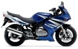 Deportiva Entry-level Suzuki GS-500-F