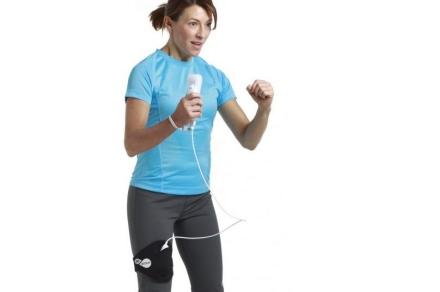 EA Sports Active - leg strap