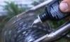 Engrasar cadena aceite