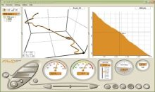 FRWD W600 - software