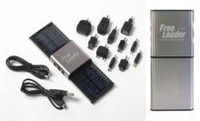 Globetrotter de Solar Technology bateria