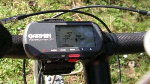 GPS Forerunner 301