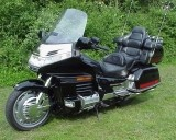 Gran-turismo Honda Goldwing GL-1500-SE
