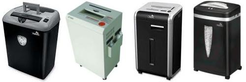 Destructoras de papel: guía para comprar, tipos y niveles de seguridad