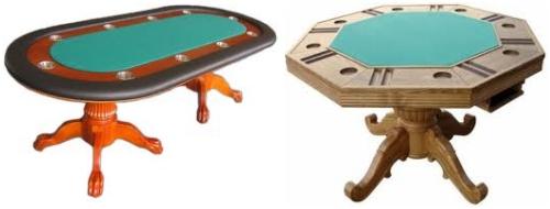 Guia de compra mesas de poker