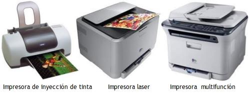 Impresoras: tipos y en qué fijarse al comprar