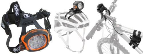 Lampara frontal Petzl Ultra Wide