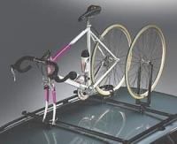 Llevar la bici techo