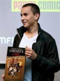 Lorenzo's Land - comic - presentacion
