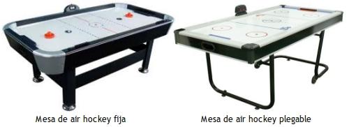 Mesas de air hockey gu as pr cticas com - Mesa de hockey de aire ...
