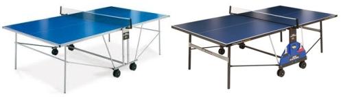 Mesas de ping-pong para exterior