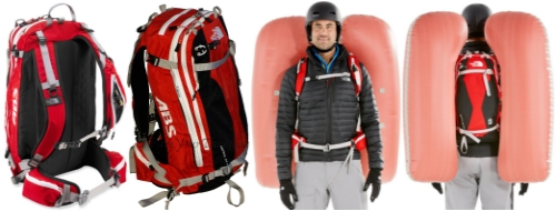 Mochila antiavalanchas The North Face Patrol 24 ABS
