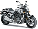 Muscle-bike Yamaha V-Max