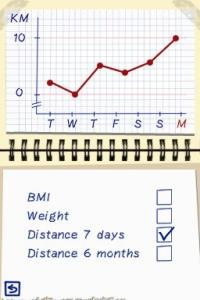 My Weight Loss Coach resultado km