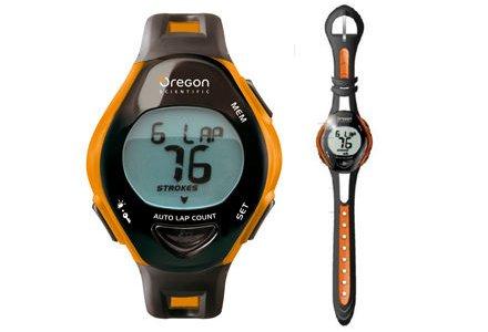 Oregon scientific sw202 reloj para nataci n gu as for Reloj piscina