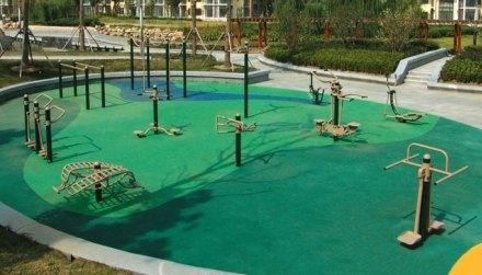 Parques deportivos