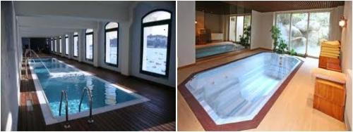 Piscinas climatizadas con la calefacci n de la casa gu as pr cticas com - Temperatura ideal calefaccion casa ...