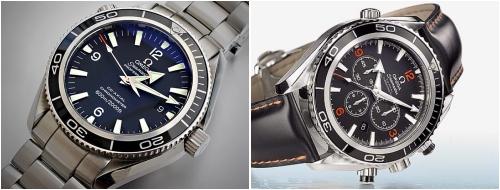 Reloj de submarinismo Omega Seamaster Planet Ocean