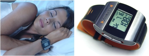 Reloj despertador SleepTracker