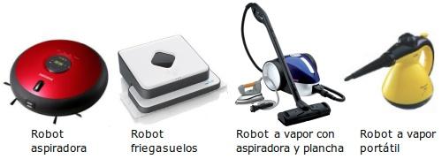 Robots de limpieza gu as pr cticas com - Robot de limpieza a vapor ...