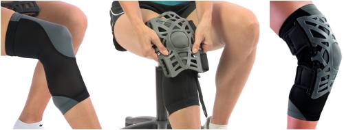 Rodillera antidolor Donjoy Reaction Knee Brace