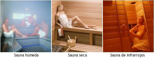 Sauna instalaciones gu as pr cticas com - Sauna finlandesa o bano turco ...