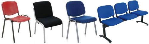 Sillas para salas de espera gu as pr cticas com for Sillas sala de espera