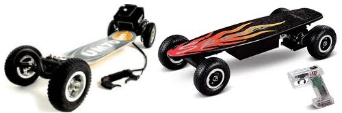 Skateboard electrico