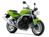 Streetfighter Triumph Speed Triple