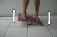 Tabla con barra fija lateral