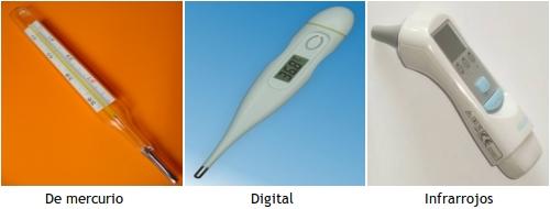 Termómetros clínicos