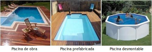 Tipos de piscinas gu as pr cticas com - Tipo de piscinas ...