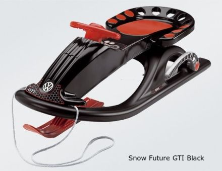 Trineo Volkswagen - Snow Future GTI Black
