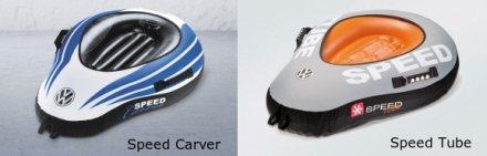 Trineos Volkswagen - hinchables