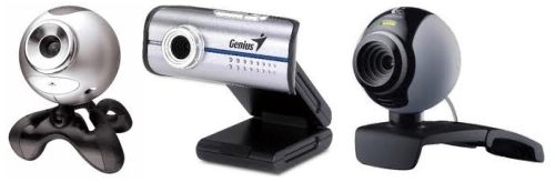 Webcam (camara web)