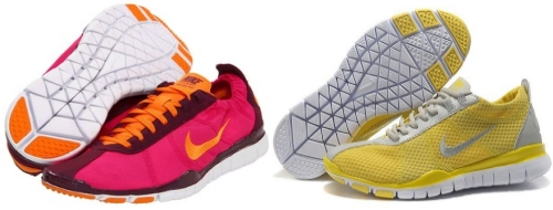 Zapatillas de fitness Nike Free Trainer Twist