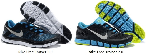 Zapatillas de fitness Nike Free Trainer
