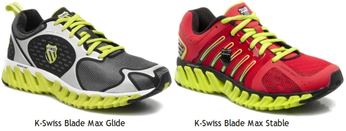 Zapatillas de running K-Swiss Blade Max